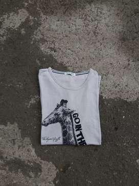 T shirt plus one