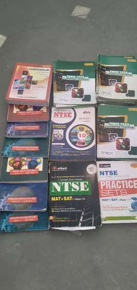 Complete Study Material for NTSE(class-X)