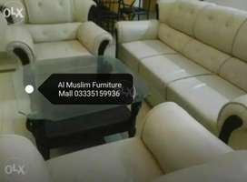 Al MUSLIM FURNITURE MALL OFFERS BUMPER SALE ON 5 SEATER SOFA ONLY16999