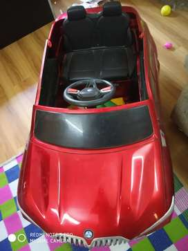 Battery Operated Toy Car.