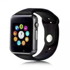 Android Bluetooth Smartwatch A1 Black