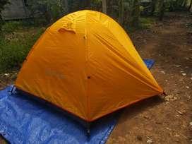 tenda camping dhaulagiri  DH-823 2-3 person fullset dan mulus