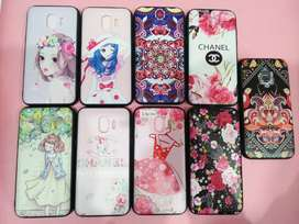 Case Fuze motif Batik dan Channel untuk Samsung J2 Pro