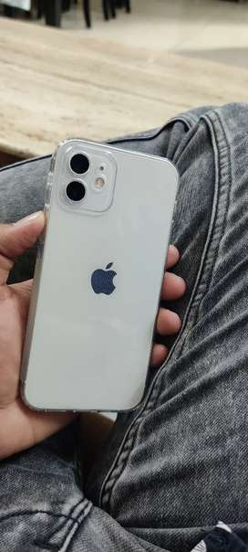 IPHONE 12 WHITE COLOUR