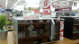 Microwave Panasonic  Cicilan 0% tanpa kartu kredit