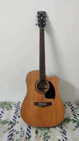 Ibanez PF17ECE guitar