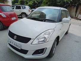 Swift 2017 showroom condition 16500 km only in 445000