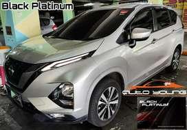 Kacafilm Black Platinum Premium Harga Medium   Mobil & Gedung Surabaya