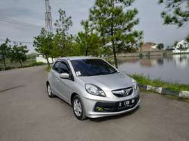 Brio E Manual 2014 Silver // DP 14 JUTA
