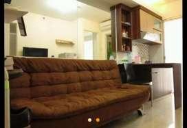 Ready transit & harian sewa Apartemen Kalibata City 2BR Jakarta