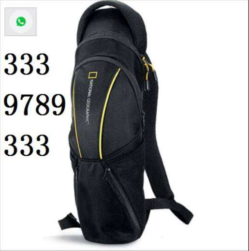 Original national geographic bag  Best for one day out  Tripod  Swim 0