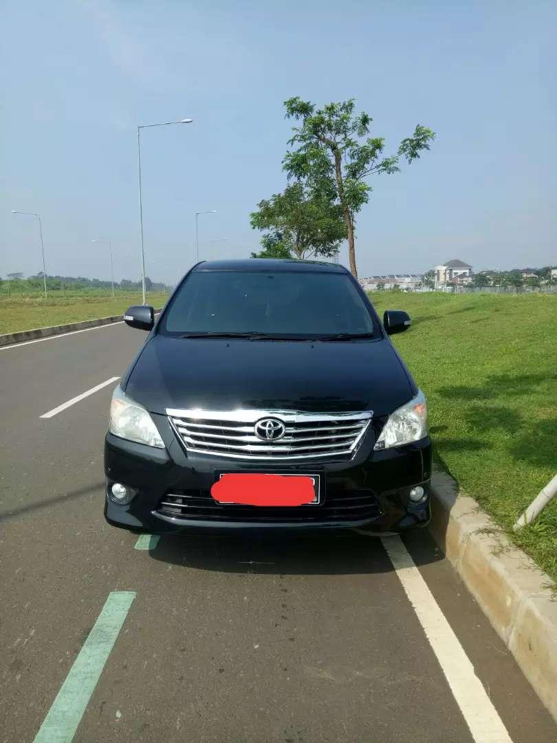 Toyota Grand Innova V 2.0 A/T 2012 0