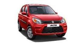 Maruti Suzuki Alto 2012 CNG online uber and ola Taxi for rent