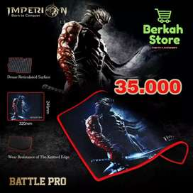 MOUSE PAD GAMING IMPERION (32cm x 24.5 cm x 2mm)/ Dudykan Mouse