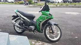 Yamaha Jupiter Z1 Tahun 2013