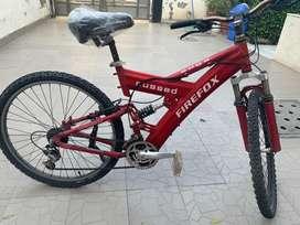 FireFox mountain bike.