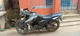 I sell my bike TVS Apache RTr