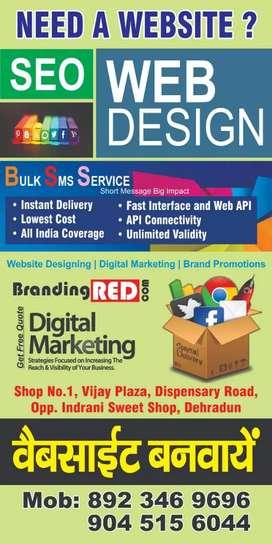 Male or Female Marketing Executives for Dehradun