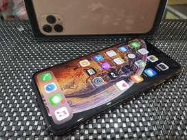 iPhone XS Max 512GB Gold, Original, Unit & Charger Original, Mulus