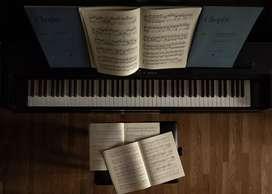 Privat Piano dan Keyboard