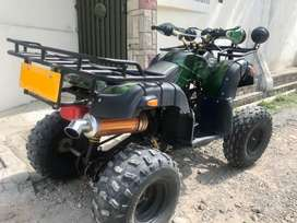 ATV Full size Quad bike manual Jeep style