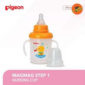 Pigeon Mag Mag Training Nipple Cup Step 1 180ml