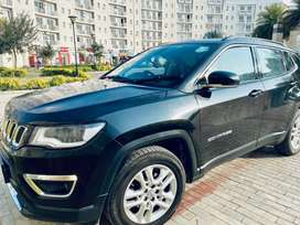 Jeep Compass 2017 Diesel Well Maintained