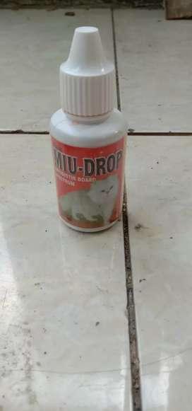 obat/vitamin kucing