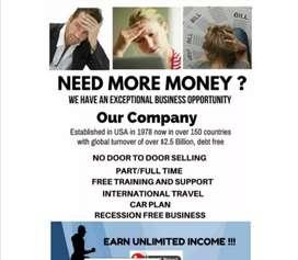 World best opportunity