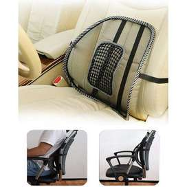 Online Wholesales Car Seat Back Support Massage Cushion Mesh More prod