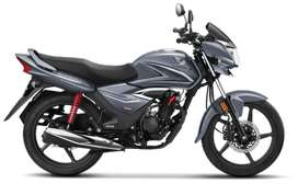 Honda shine Bs6 low down payment 16000