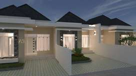 Rumah IDAMAN Keluarga Selatan Alma Ata, 700m Jalan Bibis. SF6031