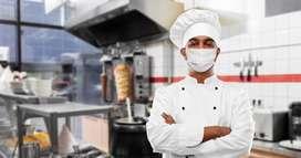 Dicari Kitchen Helper