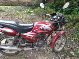 TVS motor cycle for sell.
