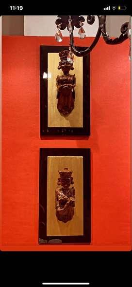 Wooden Artefact Frames