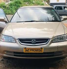 Honda Accord 2.4 Manual, 2001, Petrol