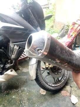 Silencer Exhaust