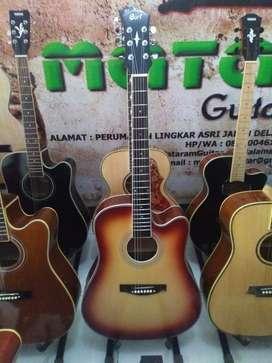 Gitar Cort Ibanez Tanam Besi Murah Berkualitas