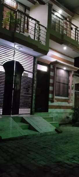 New constructed home near defence enclave kanker Khera Meerut cantt