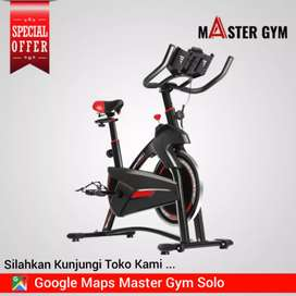 SPINNING BIKE - Grosir Alat Fitness - Master Gym Store !! MG#9560