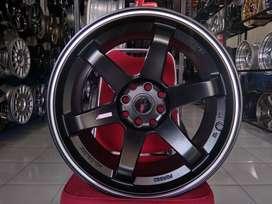 Jual Velg Mobil Vios New, Yaris Ring 17 HSR Wheel Tokyo Oshu SMB