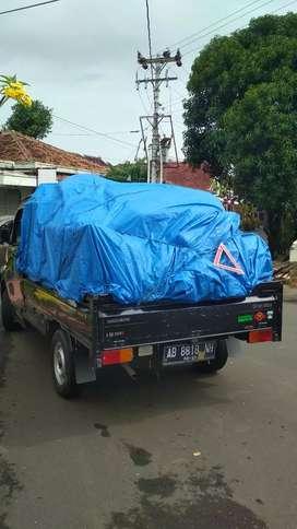 Jasa angkut barang khusus luar kota  KEBUMEN-JOGJA-Solo Bolo Dewek