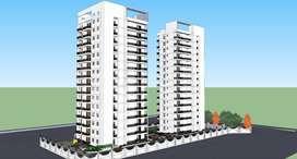*2000Sqft 3BHK Lavish Apartment in JLPL*