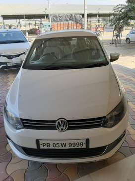 Volkswagen Vento Highline Top Model 2012