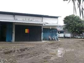 Gudang di Arteri Soekarno Hatta Semarang