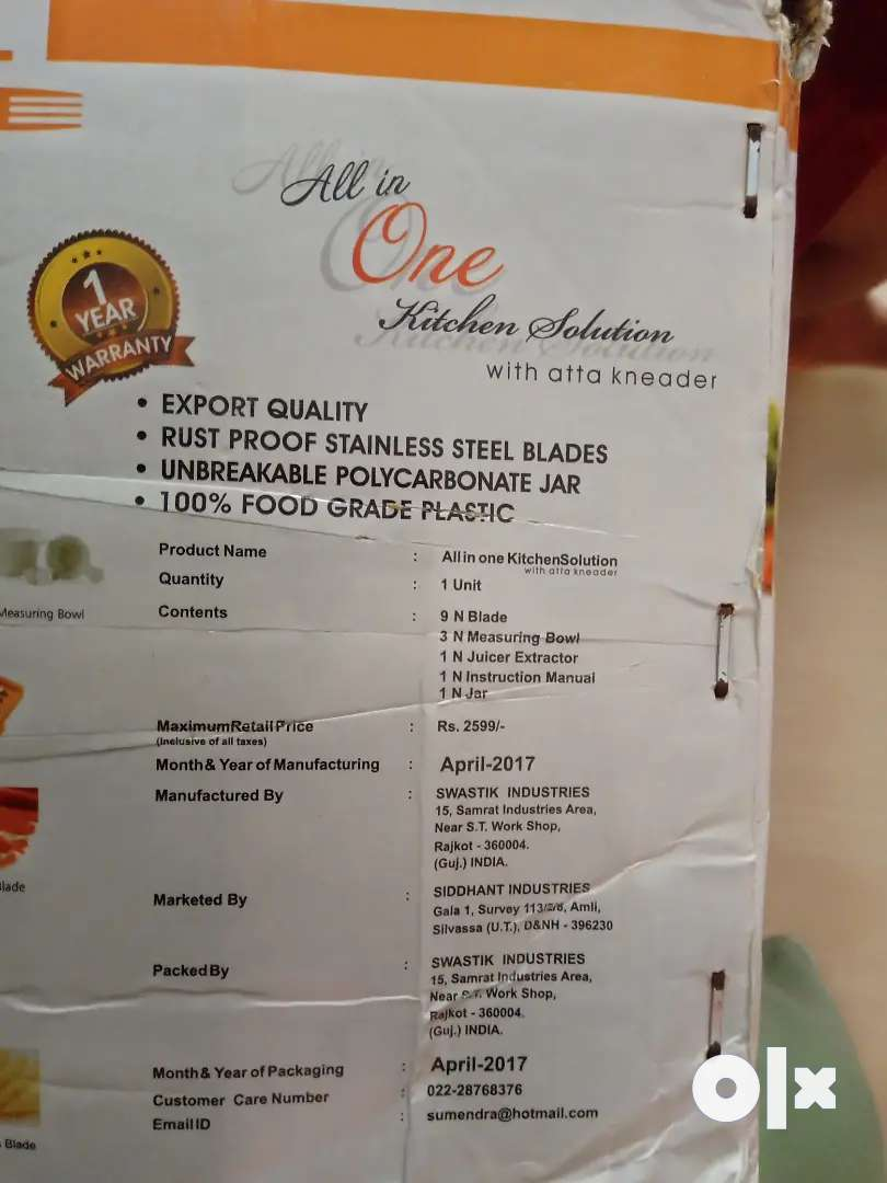 Royal chef all in one kitchen solutions 0