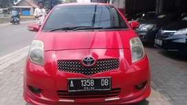 Toyota Yaris S Limited 2007, Tangan pertama, pajak panjang 03-2020