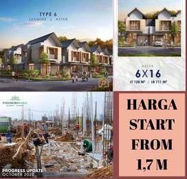 Dijual Rumah Megah Phase 2 Fashagriya di Podomoro Park Bandung!