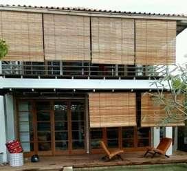 Kerey bambu biasa