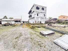Dijual tanah Pinggir jalan Lintas medan binjai km 15 sangat strategis